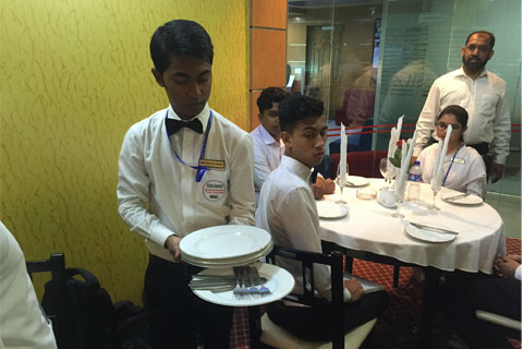 Bangladesh Hotel Management & Tourism Training Institute